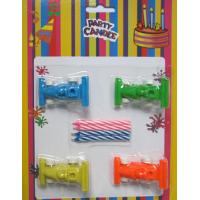 Spiral Candles with Car Holders (GYCE0050)