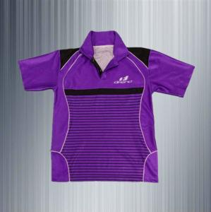 China china dye sublimated sports golf polo shirts for men purple color polo shirts on sale