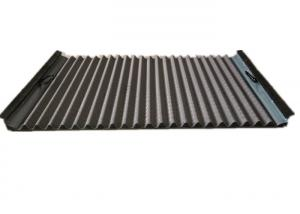 China FLC 500 Wave Type Shale Shaker Screen Used On Mud Pump For Oil Drilling on sale