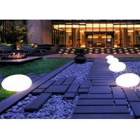 Outdoor Color Change Floating LED Waterproof Ball For Wedding Decoration