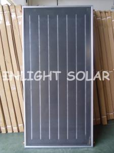 China Heat Pipe High Pressure Solar Geyser , Flat Plate Collector Solar Water Heater on sale