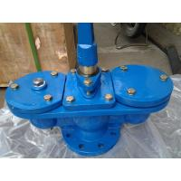 "Water Air Bleed Valve With Double Ball 3"" And Flat Face Flange AS Per ASME B16.5"