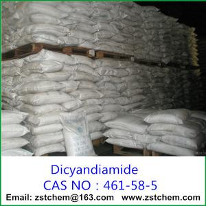 China Dicyandiamide;CAS NO:461-58-5 on sale