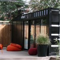 China Low cost tiny container house prefabricated on sale