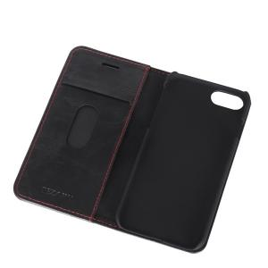 China Black Color Magnet Flap Cell Phone Case For iPhone 5 SE on sale