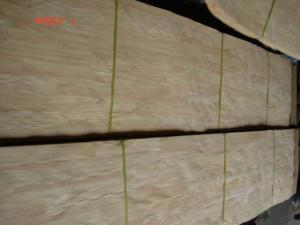 China Natural Finger Joint Rubberwood Wood Veneer Sheet on sale