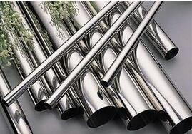 China Handrail Fence Stainless Steel Seamless Pipe , 304L Stainless Steel Tubing on sale