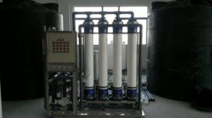 China 1000 L/H Ultra Filter Water Treatment System Standard Design For Fresh Drinking Water on sale