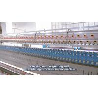 China 25 Head Embroidery Sewing Machine 2-12mm Needle Stitch For Garment Industry on sale