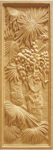 China 2015 hot sell artificial sandstone wall relief QG-R0011 on sale