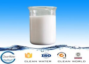 China Weak Anionic PH 6.5~8.5 Anti Foaming Agent For Papermaking Chemical Pulping / Circuit Board Cleaning on sale
