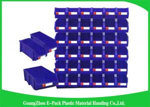 China Recyclable Warehouse Storage Bins Shelf Wall Mounted Big Capacity For Spare Parts Storage on sale