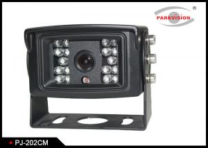 China High Definition Bus Rear View Camera With 4 Pin 5 - 20 Meters Extension Cable supplier