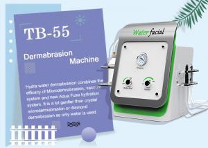China Hydra Diamond Microdermabrasion Machine / Peel Facial Dermabrasion Treatment on sale