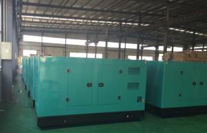 China Cummins 200 Kva Diesel Generator Set , 200KVA / 160KW Diesel Fuel Generator on sale