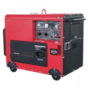 China 5kw Small silent diesel generator  5kva  best selling portable silent diesel generator set for home use on sale