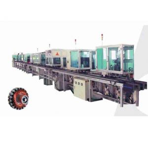 China Electric Rotor Engine Assembly Line For Brushless Motor OEM on sale