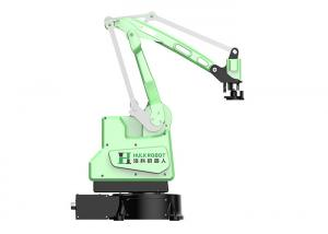 China 4 Axis 1 Kg Max Payload Small Programmable Loading Industrial Robot on sale