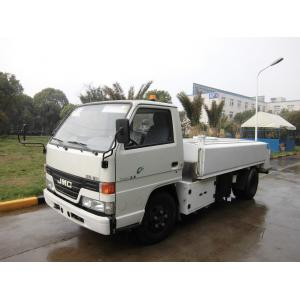 Eco Friendly Liquid Waste Truck , Sewage Cleaning Truck ISO Approved