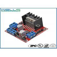 UL Approval Turnkey PCB Assembly EMS Contract Service FR4 Base 0.3mm Hole Size