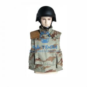 China level 3 anti bullet police vest with insert bulletproof armor plates pocket on sale