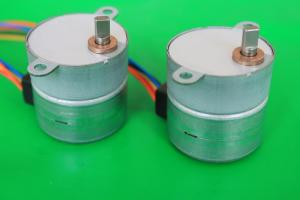 China Permanent magnet stepper motor unipolar bipolar for programmable controllers on sale
