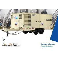 Diesel Portable air compressor 1600 CFM