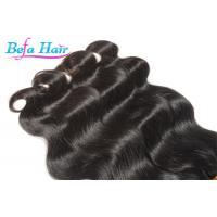 Pure Virgin Indian Body Wave Wet And Wavy Weave Human Hair Bulk 3.3oz - 3.5oz/pcs