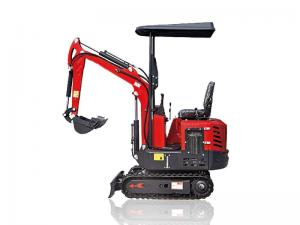 China China Mini Excavator For Sale Elite ET15 1ton Excavator Compact Excavator Price on sale