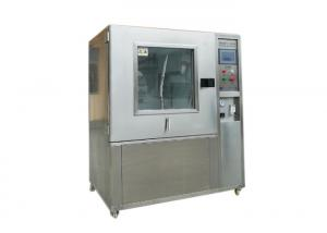 China Microcomputer Controlled IP Test Equipment Sand and Dust Test Chamber on sale