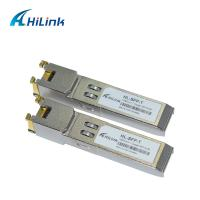 RJ45 Port HL-SFP Optical Transceiver Module 1000 BASE -T SFP Gigabit Interface Converter