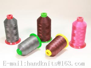 China 150D/2 150D/3  210D/2  210D/3 POLYESTER HIGH TENACITY THREAD sewing thread yarn low shrinkage smooth line feeling on sale