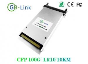 Quality 10 Channel 100G CFP Multi Mode Optical Transceiver LR4 10KM Module RoHS 6 Compliant for sale