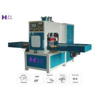 50HZ / 60HZ 30T PVC Box Making Machine Two Slide 400×500 MM Working Table