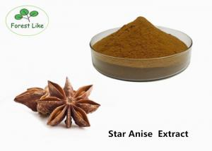 China Natural Low PAHs Star Anise Plant Extract Powder for Health-care Products on sale