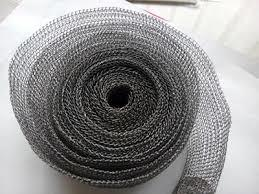 China SUS304 316 Stainless Steel Filter Wire Mesh 0.04-0.71mm Wire Dia For Gas Water Separation on sale