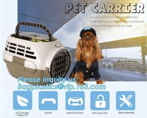 China Factory direct sale assorted sizes traveling dog cat cage indoor quality pet cat cage, Fashion Design Luxury Travel Pet on sale