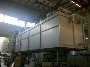 China Stainless Steel Evapco Evaporative Condenser Ammonia / R22 / R404a Refrigerant Liquid on sale