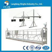 zlp 800 suspended access platform, power window cleaning cradle, construction gondola