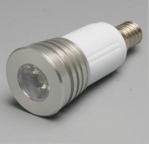 China Aluminium Base Board E14 LED Bulbs With High Luminance SMD AM-LS413 Led Spot Light Bulb on sale