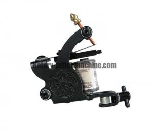 China Stamping Coil Tattoo Machine , 8 Wraps Liner Tattoo Machine Gun For Beginners on sale
