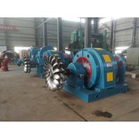 China 2MW(2*1MW)Horizontal Pelton Turbine(Hydro Turbine manufacturers) on sale