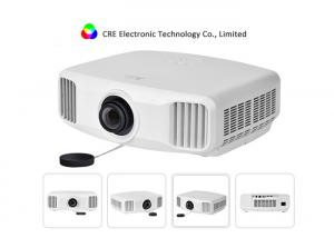 China RAM 3GB / ROM 16GB 3LCD LED Projector , Home TV Active Shutter 3D Projector on sale