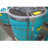 Corrugated Steel Pre Painted Galvanized Steel Coils 0.17mm - 0.8mm Thickness