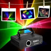 500MW RGB Full Color 3D Animation laser lighting Stage Projector Laser Show Light