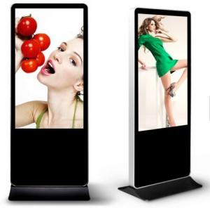 China factory offer 42 inch standing indoor or outdoor lcd advertising digital media player used in anywhere for advertising on sale