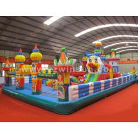Wholesale giant cheap used commercial inflatable bouncer for sale