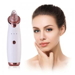 China Electric Facial Pore Blackhead Vacuum Suction Remove Machine with 5 Probes Remove Dead Skin Professional Facial Care on sale