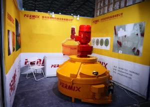 China Planetary Counter Current Mixer PMC500 Quick Mixing Large Capacity Concrete Block on sale