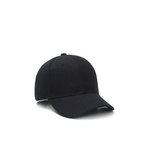 plain embroidery cotton 6 panel custom baseball cap,custom